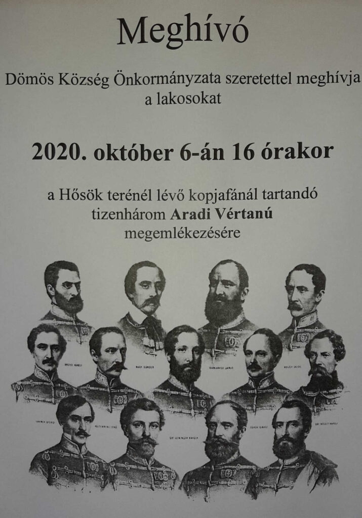 2020. október 6 meghívó